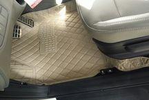 Phân biệt các loại lót sàn ô tô