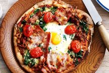 Pizza / You don't have to live in Italy to get delicious pizza. From margherita to mighty meat feasts we have a collection of inspiration.