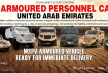 Armored Personnel Carrier United Arab Emirates / Armored Personnel Carrier United Arab Emirates