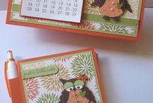 libretas y calendarios