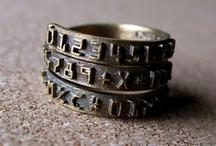 rings & Things / by harley Softail