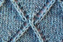 Strik mønstre