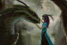 Dragons / by victoria amado