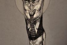 Antrophagy