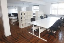 Co-working office space in london