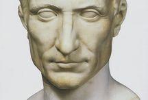 Greek-Roman sculptures