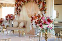 THE WEDDING DECORATION