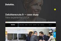 My UI/UX Webdesign works