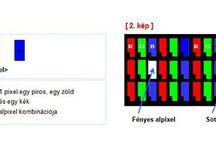 pixel hiba