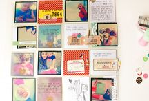 scrapbooking + cards