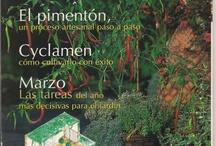 Revistas de jardinería - Nº 1 - s.XX