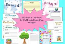 Foster Care / Adoption / by Samantha Blake