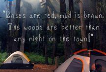 Love of Camping / Camping, fishing, boating