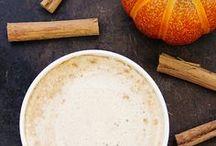 Everything pumpkin - yummy!!