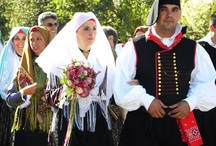 Traditional Wedding: Sa Coia Maurreddina   / Sa Coia Maurreddina is the most important ceremony in Sardinian culture. It takes place every year in Santadi (Sulcis Iglesiente) / by martina uras