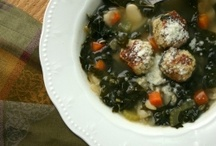 soup - i should make more soup! / i love soup but don't make it often, don't know why! :)