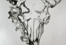 Bull tatto