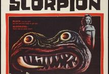 Vintage Horror Posters