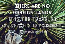 Travel Quotes / A collection of our favorite travel quotes / by Holbrook Travel