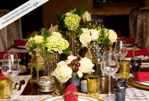 Party Decoration // Table Setting