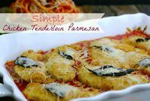 Recipes I'd like to make / food