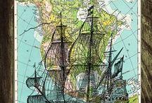 Obrázky z map