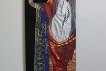 lace /  merletto tradizionale e contemporaneo