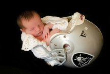 Oakland Raiders Baby Fun / Oakland Raiders Baby Fun - Pictures, Ideas, & Fun Products / Merchandise