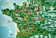Neat Maps