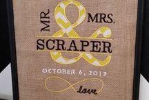 Wedding gift ideas / by Stephanie Beveridge