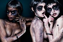 Make-up / Inspiration for photography shoots / by Molly Baber
