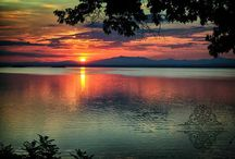 Sunsets & Sunrises / by Adirondack Mountains