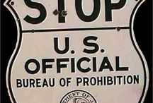 Prohibition posters