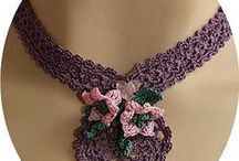 necklaces crochet