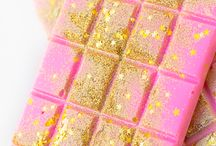 Glitter chocolate ✨