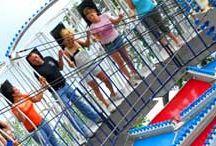 Amusement Rides at Tweetsie Railroad