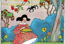 Fairy Tales & Nursery Rhymes / by Ann Engert