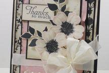 Flower Shop Stampin' Up! Stamp Set Greeting Cards