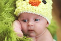 Baby hats and accesories