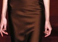 DRESSES BROWN