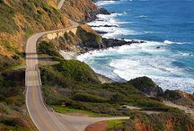 Pacific Coast Highway / Beautiful West Coast