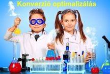 Konverzió optimalizálás / A #konverziók #növelése nagy mértékben hozzájárulnak egy weblap jövedelmezőségéhez