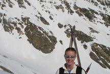 14er skiing