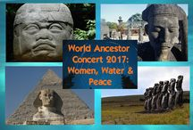 World Ancestor Concert / Images and ideas that engage the spirit, vision and theme of the World Ancestor Concert.  For more information, please visit http://www.worldancestorconcert.com