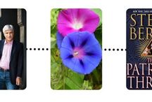 Blooms & Plumes / Authors and their favorite flowers!