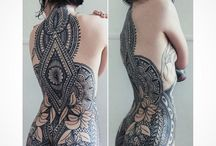 body tatoo