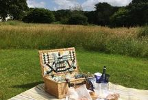 My Little Devon Wedding / Just you, your partner and a wedding your way. Quiet, intimate, and topped off with a picnic in our meadow.