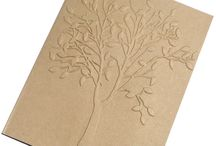 wedding invites embossed