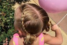 Eliana's Hair
