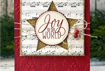 Christmas greetings cards and postcards